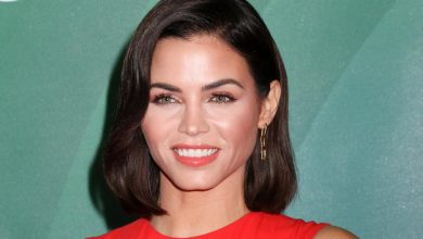 Why Jenna Dewan likes simple hair products
