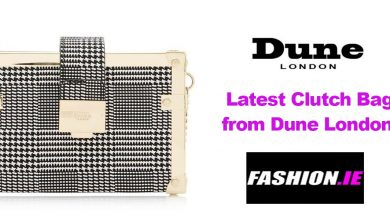 Latest Fashion Clutch Bag from Dune London
