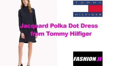 Latest fashion Jacquard Dress from Tommy Hilfiger