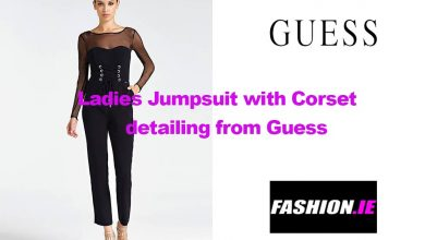 Latest fashion Black Jumpsuit from Guess