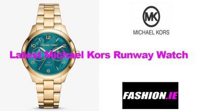 Latest fashion Michael Kors Gold Tone Watch
