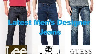 The Latest Men's Designer Jeans for under €95