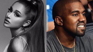 Ariana Grande apologises to Kanye West
