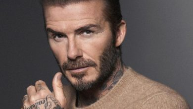 David Beckham may be first soccer star in space