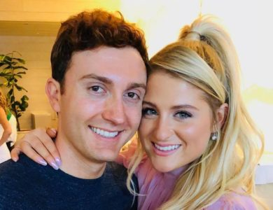 Meghan Trainor marries Daryl Sabara