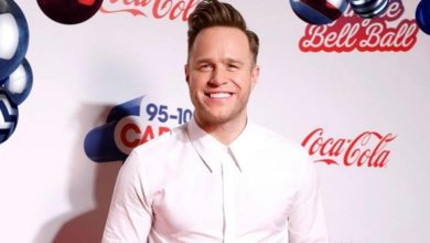 Olly Murs reveals his ideal woman