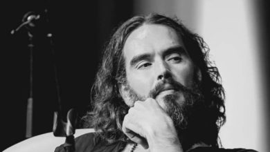 Russell Brand marks 16 years of sobriety