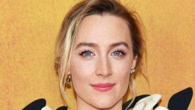 Saoirse Ronan and Jack Lowden are dating