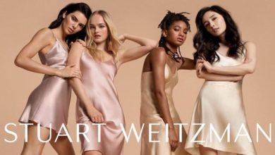 Celebrity line up for Stuart Weitzman SS19 campaign