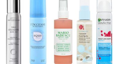 Best Facial Mists for under €25