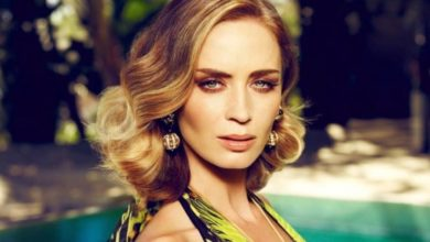 Emily Blunt on her style evolution