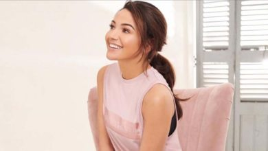Michelle Keegan reveals the secret to her fashion look