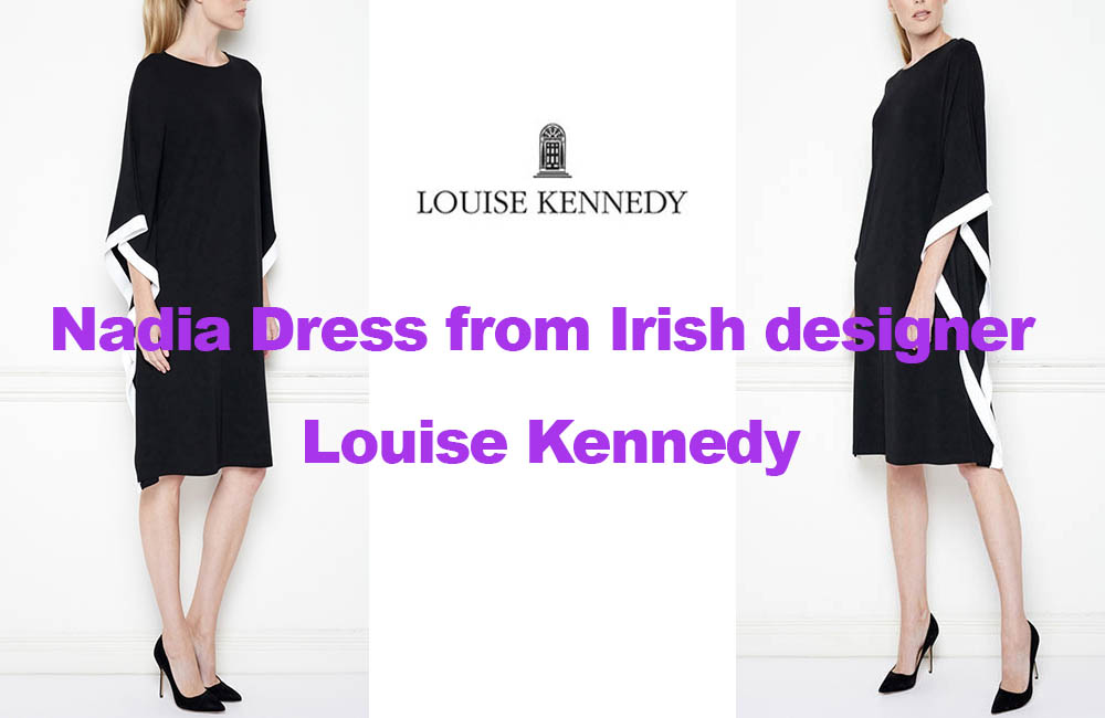 Nadia dress from designer Louise Kennedy
