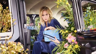 Poppy Delevingne fronts Cath Kidston SS19 campaign