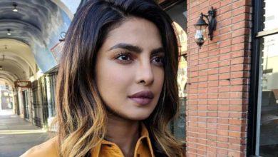 Priyanka Chopra reveals her #10YearChallenge look
