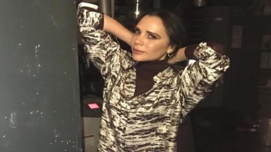 Victoria Beckham talks about her new Reebok collection