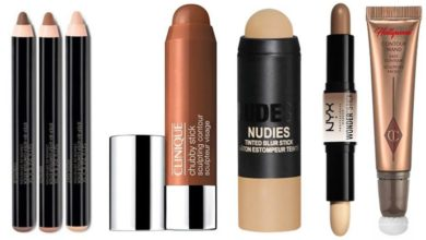 5 Long Wearing Contour Sticks For €37 Or Less