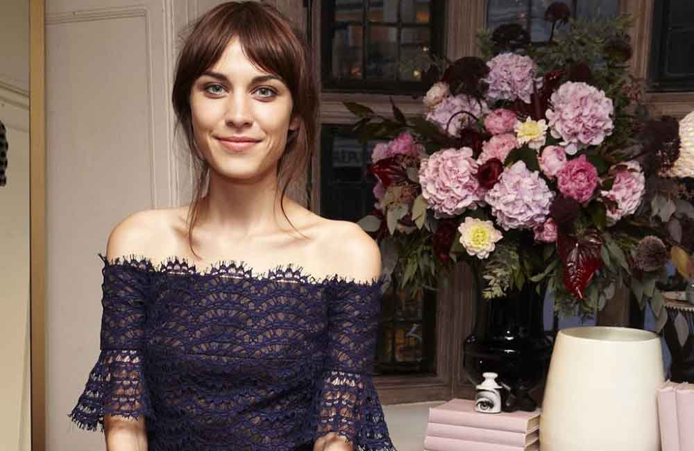 Alexa Chung collaborates with JuJu for new footwear collection