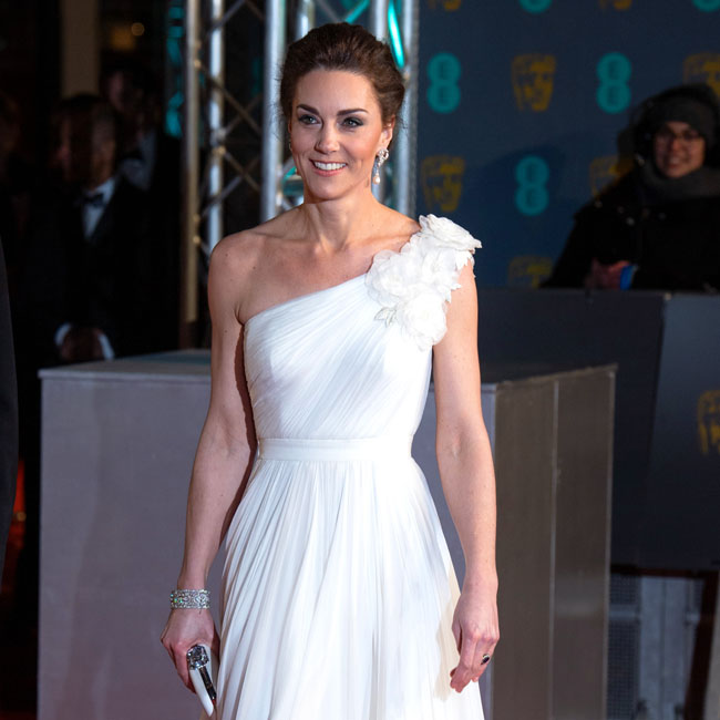 The Duke and Duchess of Cambridge Arrive for the 2019 BAFTAs