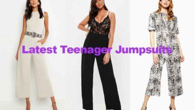 Fashion review latest wide leg teenage jumpsuits