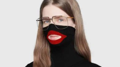 Gucci branded racist over woman's jumper