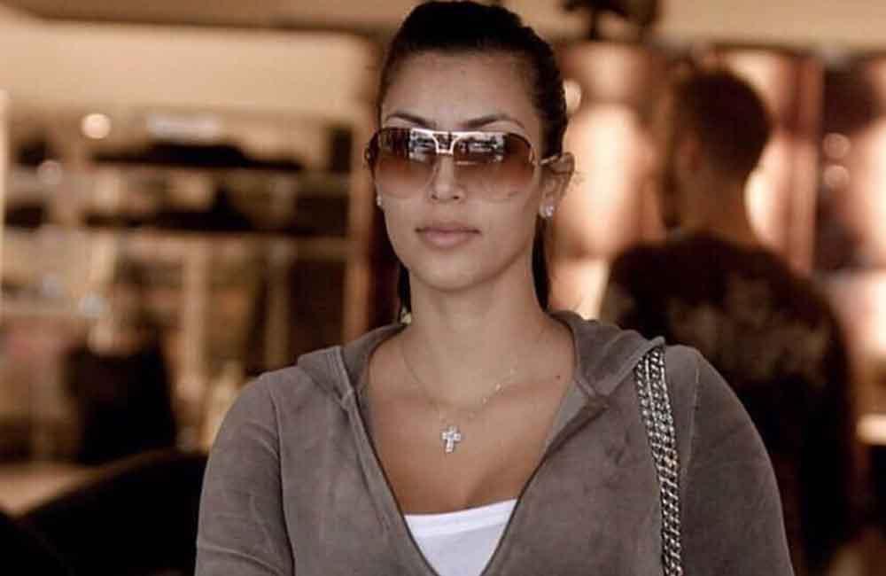 Kim Kardashian West reunited with her diamond necklace