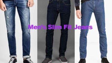 Latest fashion in Men's slim fit jeans wear