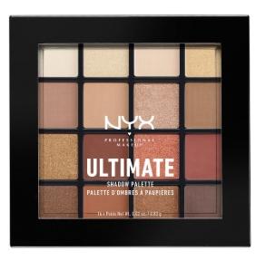 NYX Warm Neutral Eyeshadow Palette