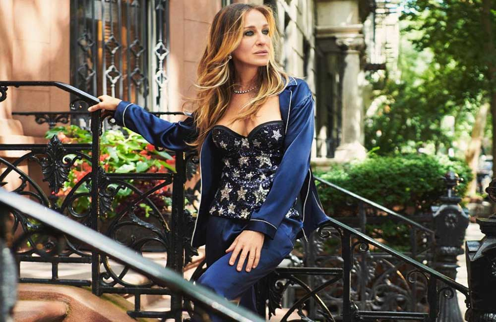 Sarah Jessica Parker fronts new Fendi campaign