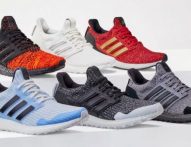 Addidas Launches Game of Thrones Shoes